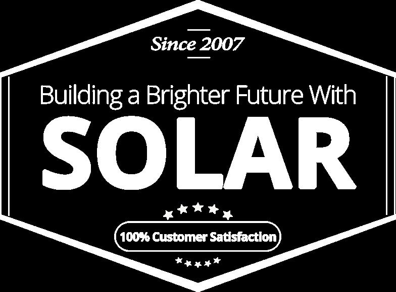 Expert solar installation insignia