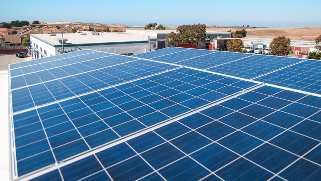 Information on making the switch to solar power