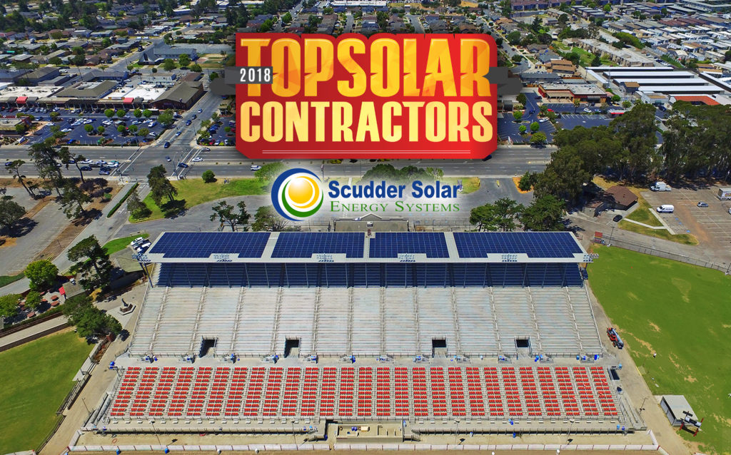 2018 Top Solar Contractor