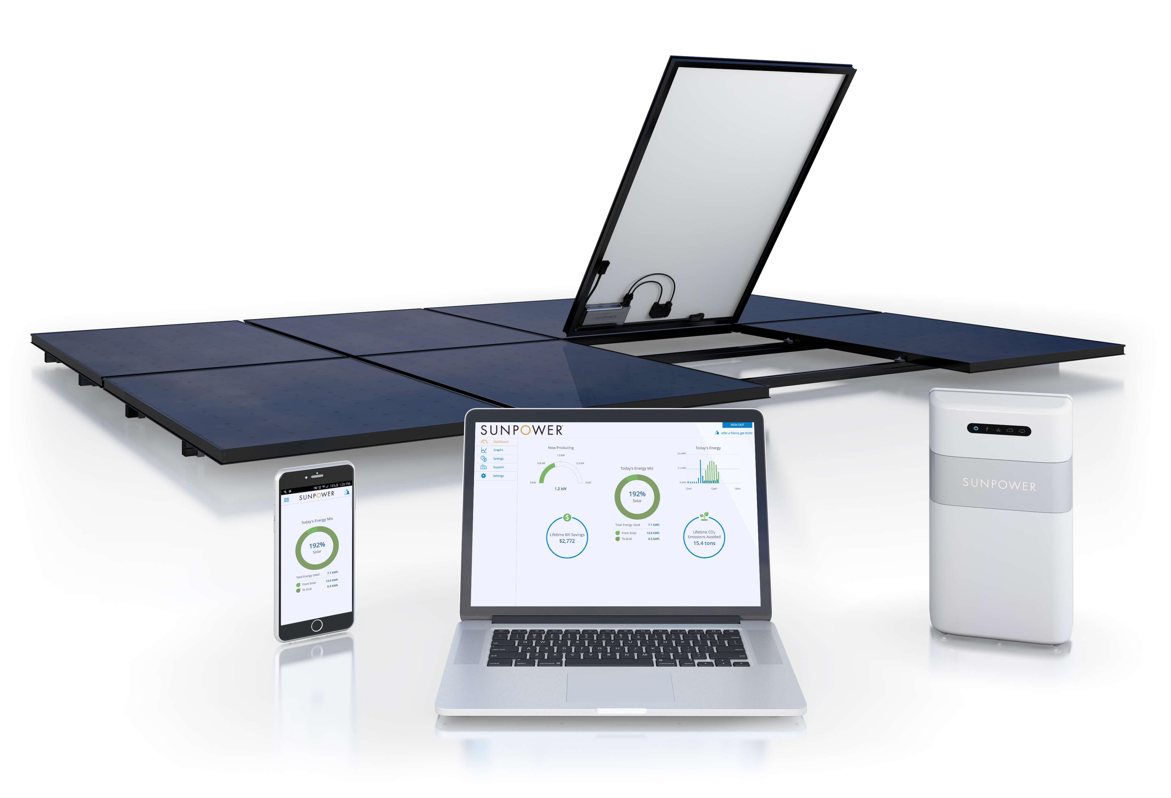 Sunpower Solar Panels Elite Dealer Scudder Solar