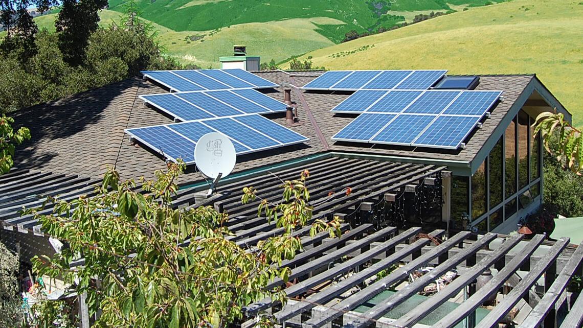 Residential Solar Power Amp Energy Home Solar Power Systems