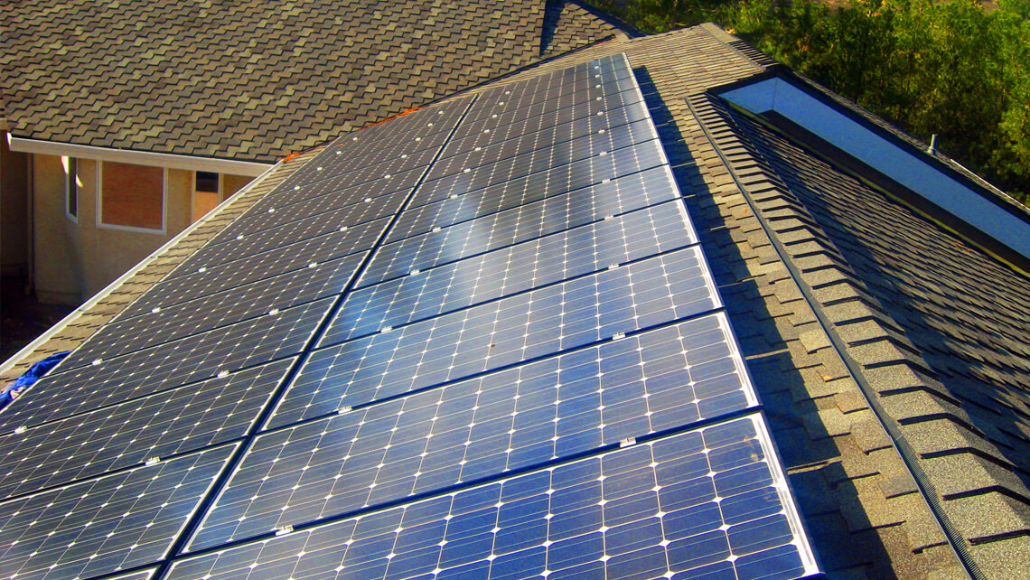 rooftop residential solar