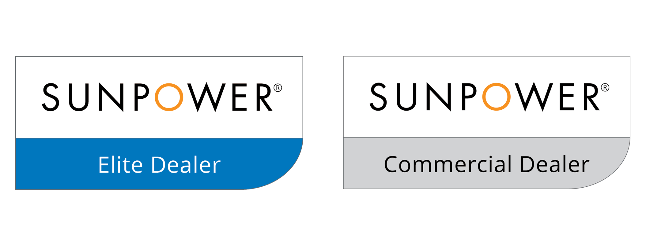 SunPower Solar Badges