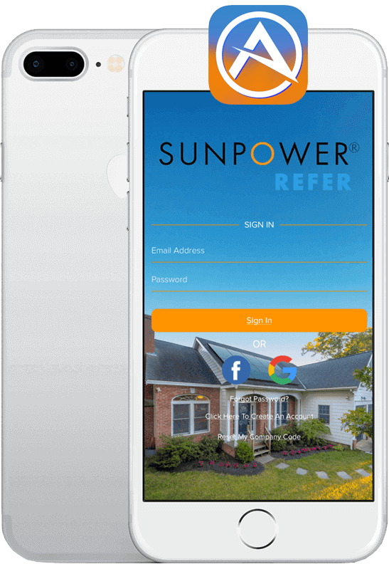 Solar Power Referral App